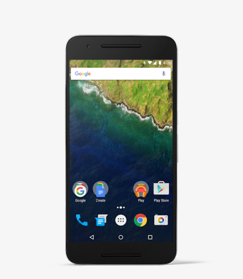 Google Nexus 6P Video