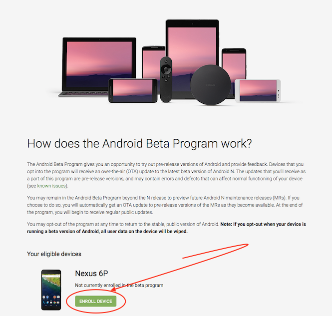 How to Enroll your Android Device into Android Beta Program?