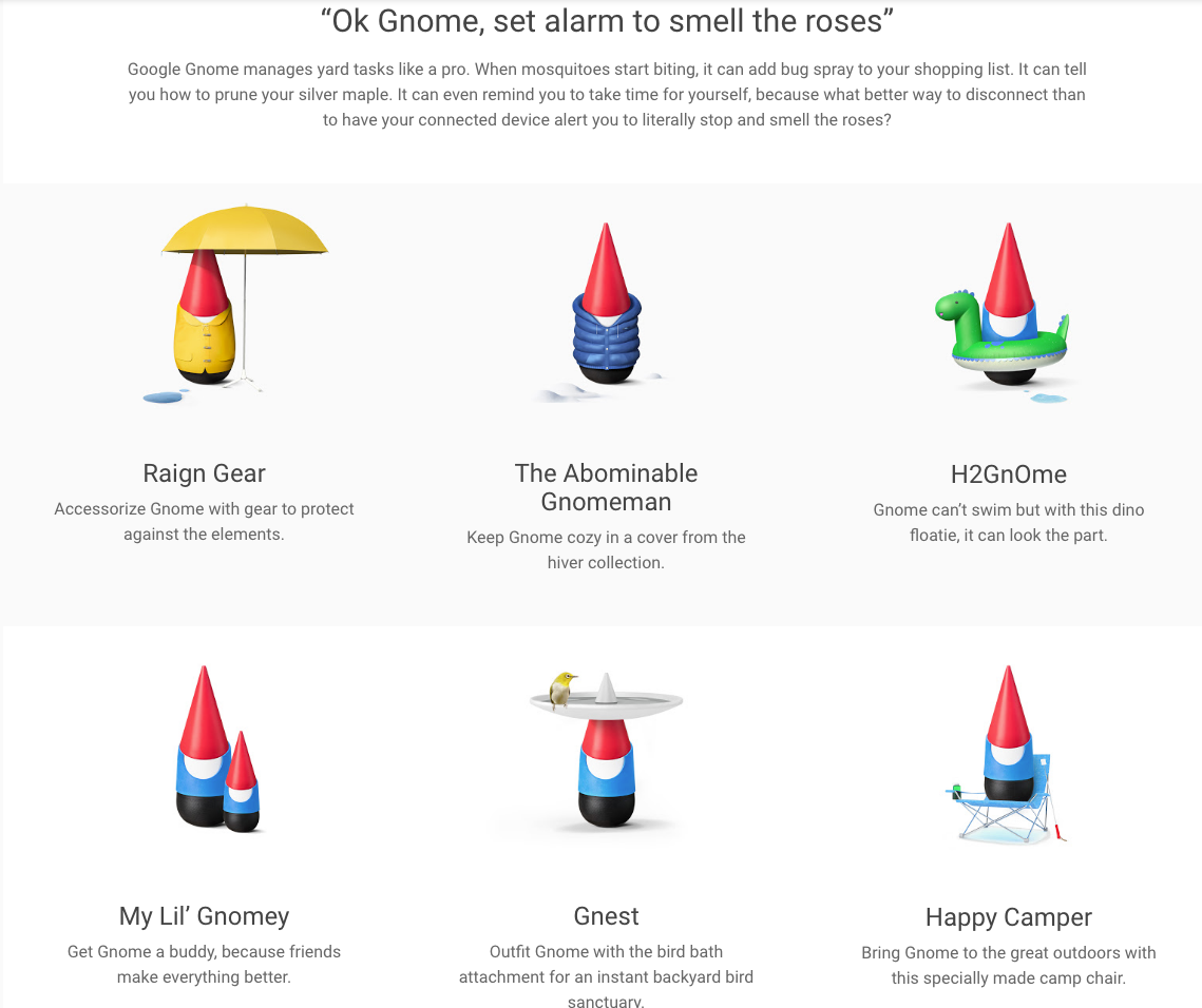 Google Gnome: Your Smart Yard Solution Released