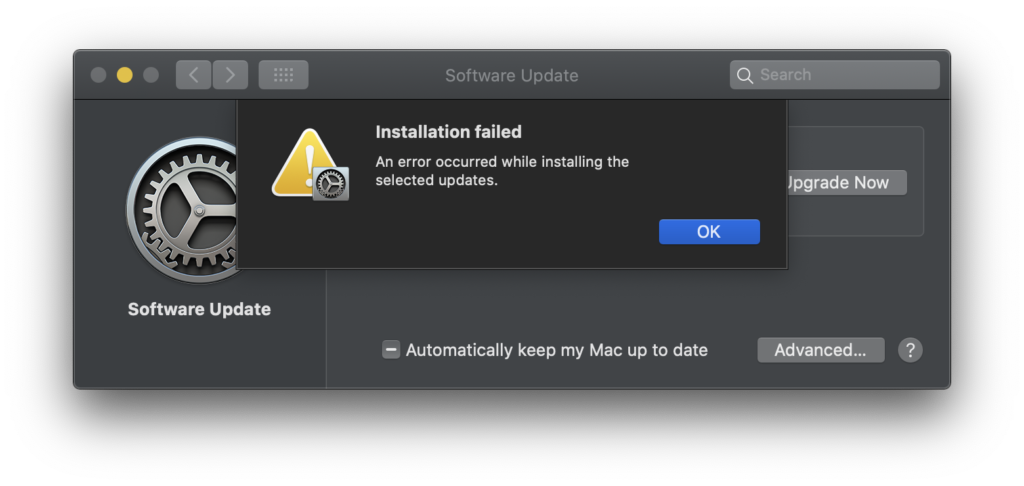 How to Fix macOS Big Sur 11.0.1 Installation Failed Issue?