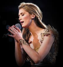 Delta Goodrem vocal coach