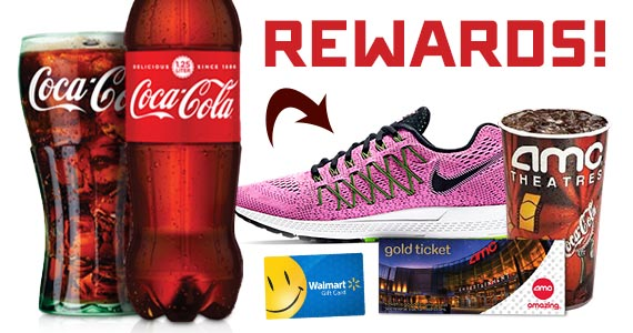 Get Rewarded with Coke
