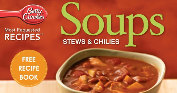 Free Soups, Stews & Chilies Recipe Book