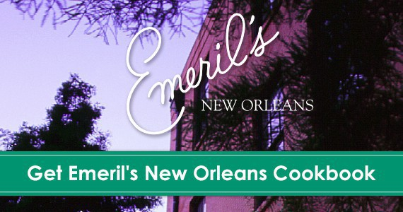 FREE Recipes From Emeril's New Orleans