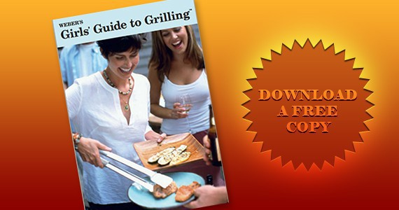 Free Weber's Girl's Guide to Grilling