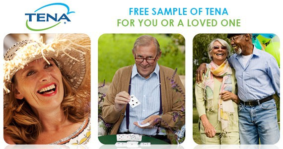 Free TENA Trial Kit – For You or a Loved One