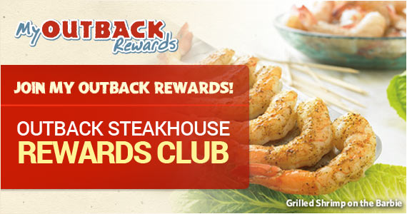 Outback Steakhouse Rewards Club