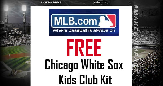 Free Chicago White Sox Kids Club Kit