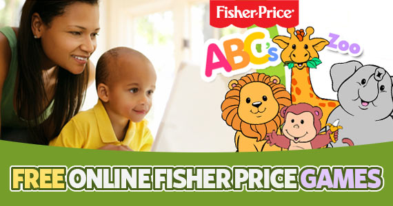 Free Online Fisher Price Games