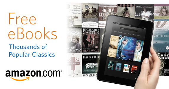 Free eBooks From Amazon