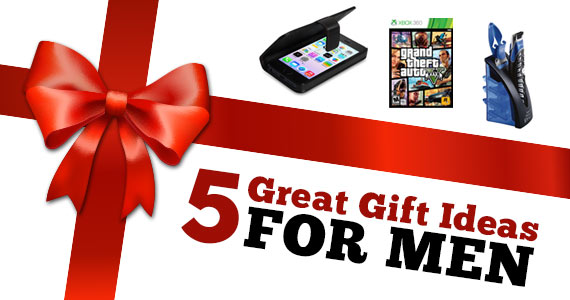 5 Great Gift Ideas For Men