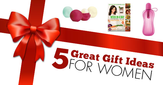 5 Great Gift Ideas For Women