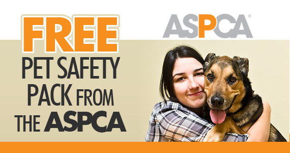 Free Pet Safety Pack from the ASPCA