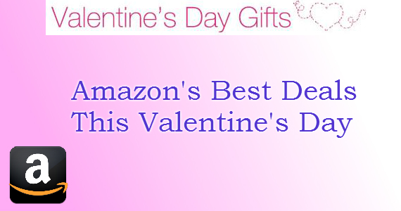 Save Hundreds At Amazon Before Valentine's Day