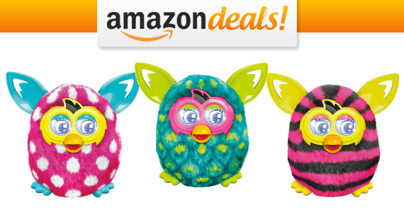 Save 60% Off of a Furby Boom on Amazon