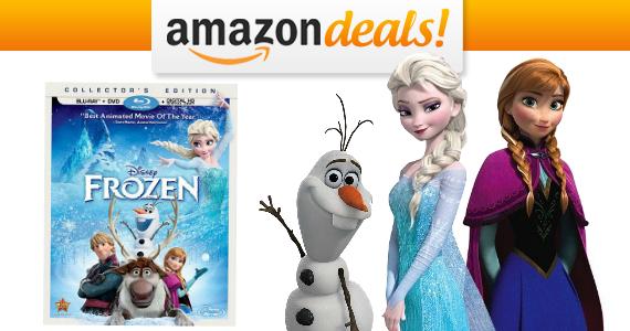 Big Savings: Disney's Frozen
