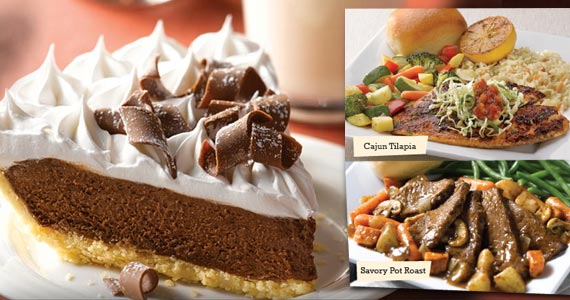 Free Entrée From Bakers Square Restaurants