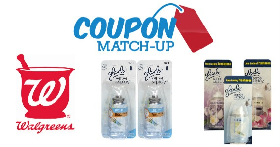 Glade Refills Only $1 at Walgreens