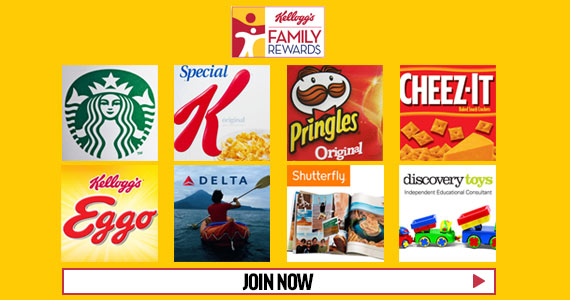 Get Kellogg's Family Rewards