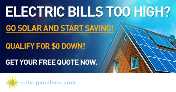 Switch To Solar Save Thousands On Energy