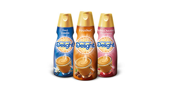 Sign Up With International Delight For Coupons and Exclusive Giveaways