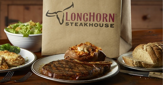 Join Longhorn Steakhouse & Get a Free Appetizer