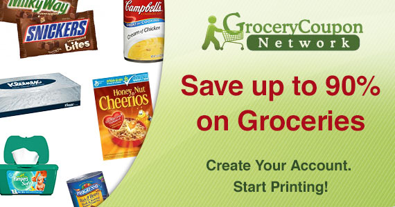 Save Up To 90% On Your Groceries