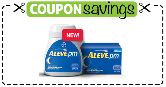 Save $2 on Aleve PM