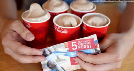 FREE Junior Frosty Booklets Are Back