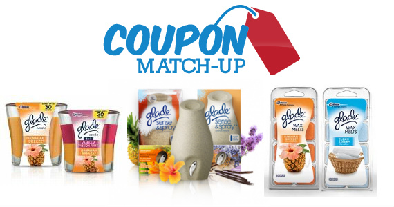 Save BIG on Glade Products