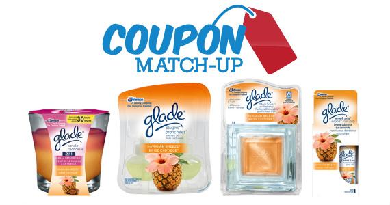 Glade Coupon Matchups