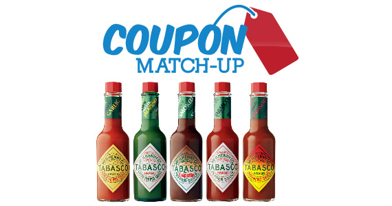 $1.25 off Tabasco Pepper Sauce Flavors