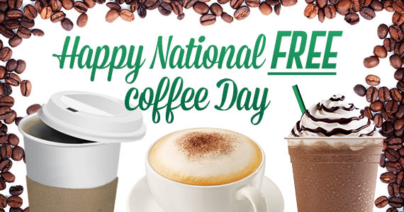Where To Get Freebies On National Coffee Day