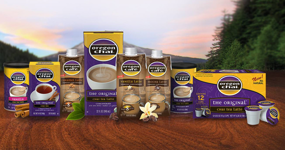Win An Oregon Chai Gift Pack & Special Offers