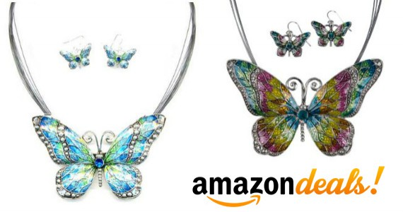Butterfly Necklace Gift Set – The Perfect Gift