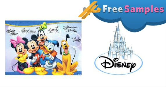 Free Autographed Disney Postcard