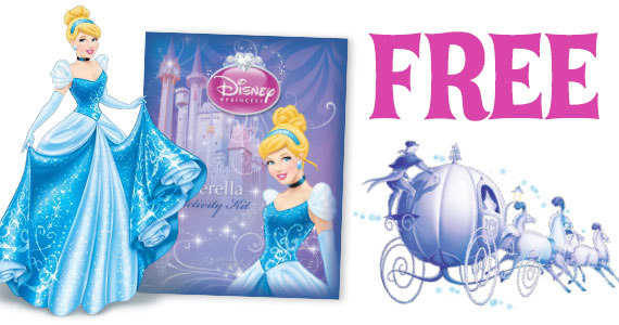 Free Cinderella Activity Kit