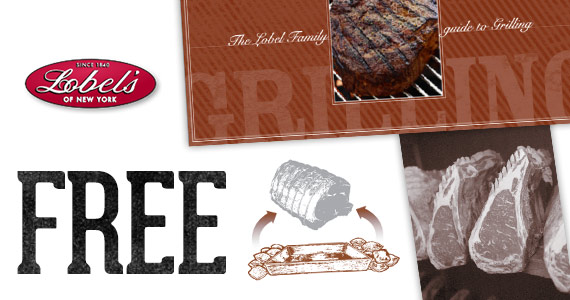 Free Grilling Guide From Lobel's