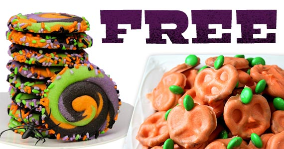 Free Halloween Dessert Recipes eCookbook