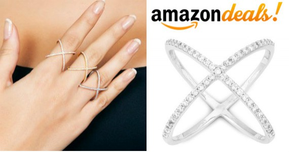$20 For A Criss Cross Ring (Save $50)
