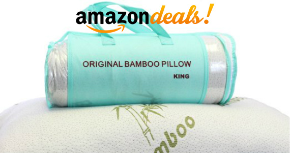 A Pillow That Stays Cool Through The Night!