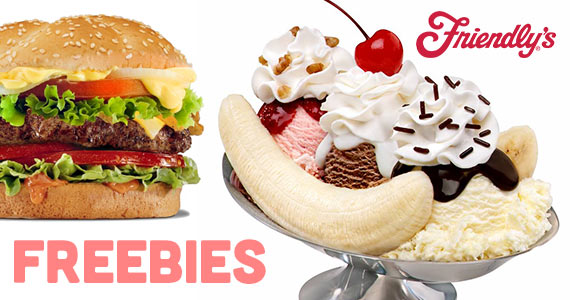 Become Friendly's BFF for Freebies & More