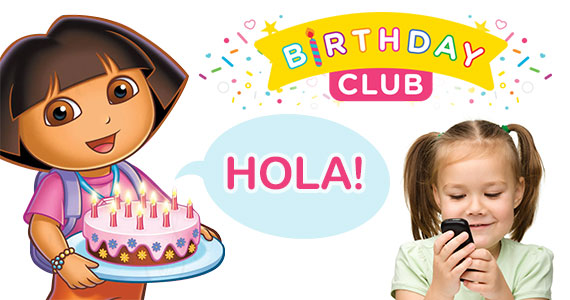 Happy Birthday Phone Call From A Nick Jr. Character