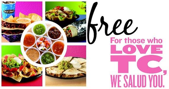 Free Fajita Taco From Taco Cabana