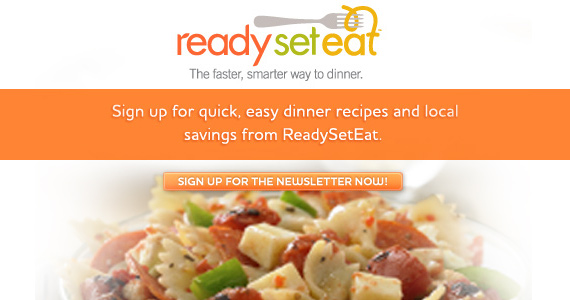 ReadySetEat for a Smarter, Faster Way to Dinner