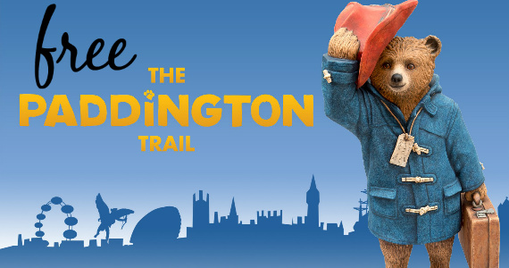 Free Paddington Winter Wonderland Activity Sheets