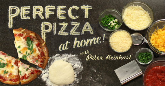 Learn How To Make The Perfect Pizza, Free!