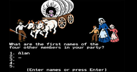 Play Oregon Trail & Other Classics For Free