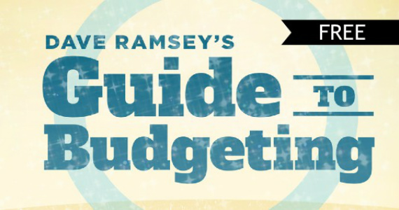 Free Download Of Dave Ramsey's Guide To Budgeting