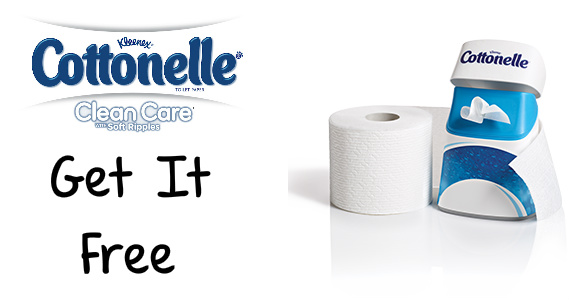 Get A Free Sample Of Cottonelle